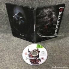 Videojuegos y Consolas: PROTOTYPE 2 STEELBOOK EDITION MICROSOFT XBOX 360. Lote 135634707