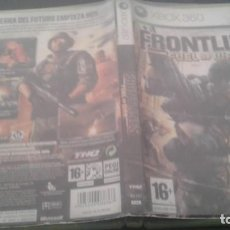 Videojuegos y Consolas: FRONTLINES FUEL OF WAR PAL ESPAÑA XBOX 360 (. Lote 136190030