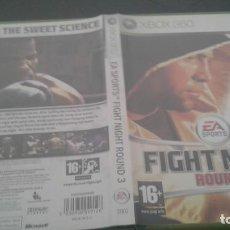 Videojuegos y Consolas: FIGHT NIGHT ROUND 3 XBOX 360 / XBOX ONE JUEGAZO!!!!!! COM. Lote 136190102