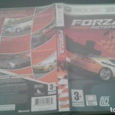 Videojuegos y Consolas: FORZA MOTORSPORT 2 XBOX 360. Lote 136190402