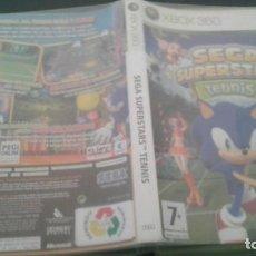 Videojuegos y Consolas: SEGA SUPERSTARS TENNIS XBOX 360 . Lote 136190506