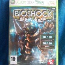 Videojuegos y Consolas: VIDEOJUEGO BIOSHOCK 1, PARA LA CONSOLA XBOX 360. 2K TALES. JUEGO DE AVENTURAS.. Lote 136257818