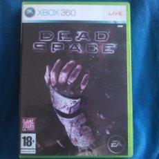 Jeux Vidéo et Consoles: VIDEOJUEGO DEAD SPACE 1 PARA LA CONSOLA DE MICROSOFT XBOX 360. JUEGO DE TERROR PARA XBOX360 DE EA.. Lote 137227622