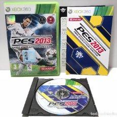 Videojuegos y Consolas: PRO EVOLUTION SOCCER 2013 XBOX 360 PES 2013. Lote 137431454