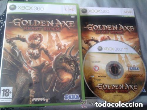 JUEGO XBOX 360 GOLDEN AXE (Juguetes - Videojuegos y Consolas - Microsoft - Xbox 360)
