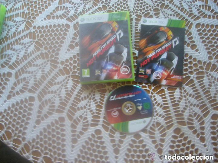 Videojuegos y Consolas: juego xbox 360 need for speed hot pursuit - Foto 1 - 137469806