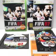 Videojuegos y Consolas: FIFA 07 XBOX 360. Lote 137496278