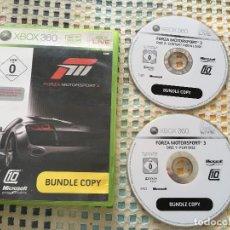 Videojuegos y Consolas: FORZA MOTORSPORT 3 XBOX 360 X360 . Lote 137538654
