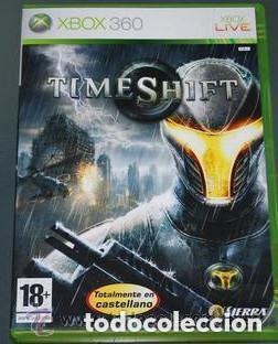 JUEGO XBOX 360 TIME SHIFT (Juguetes - Videojuegos y Consolas - Microsoft - Xbox 360)