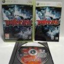 Videojuegos y Consolas: WOLFENSTEIN XBOX 360. Lote 137762506