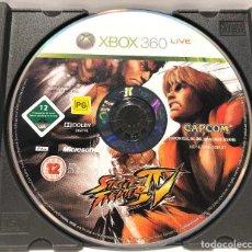 Videojuegos y Consolas: STREET FIGHTER IV XBOX 360. Lote 138212934