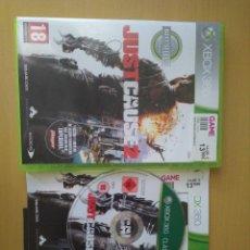 Videojuegos y Consolas: JUEGO XBOX 360 JUST CAUSE 2. Lote 138936742