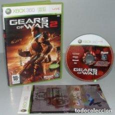 Videojuegos y Consolas: JUEGO XBOX 360 GEARS OF WAR 2. Lote 139368486