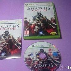 Videojuegos y Consolas: JUEGO XBOX 360 ASSASSIN'S CREED II. Lote 140058474