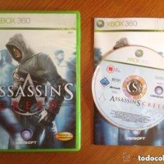 Videojuegos y Consolas: JUEGO XBOX 360 ASSASSIN'S CREED. Lote 140058482