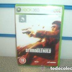 Videojuegos y Consolas: JUEGO XBOX 360 STRANGLEHOILD. Lote 141152678
