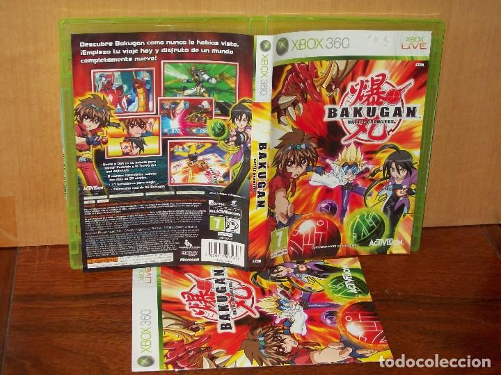 Bakugan Battle Brawlers Xbox 360 Con Comprar Videojuegos Y