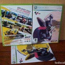 Videojuegos y Consolas: MOTO GP 06 - XBOX 360 - CON MANUAL DE INSTRUCCIONES NUEVO PRECINTADO. Lote 142021818