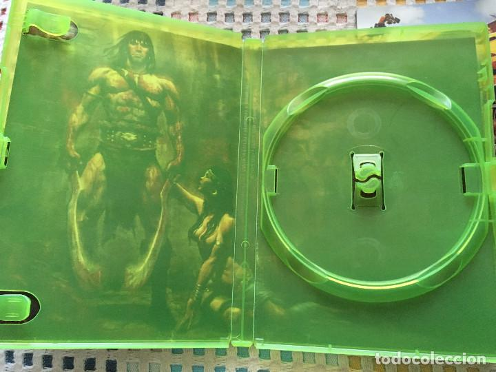 Videojuegos y Consolas: CONAN THQ Microsoft XBOX 360 X360 X-360 kreaten videojuego - Foto 3 - 143192938