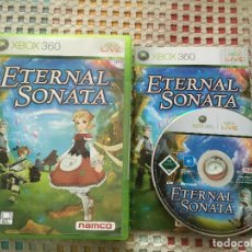 Videojuegos y Consolas: ETERNAL SONATA NAMCO PAL XBOX 360 X360 X-360 KREATEN VIDEOJUEGO. Lote 143194566