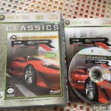 Videojuegos y Consolas: PROJECT GOTHAM RACING 3 CLASSICS MICROSOFT FERRARI PAL XBOX 360 X360 X-360 KREATEN VIDEOJUEGO. Lote 143195966