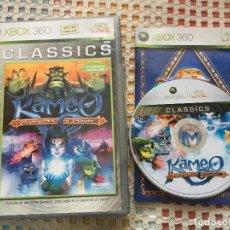 Videojuegos y Consolas: KAMEO ELEMENTS OF POWER CLASSICS PAL XBOX 360 X360 X-360 KREATEN VIDEOJUEGO. Lote 143196434