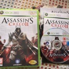 Videojuegos y Consolas: ASSASSIN'S CREED II ASSASSIN 2 CREEDS CLASSICS PAL XBOX 360 X360 X-360 KREATEN VIDEOJUEGO. Lote 143196850