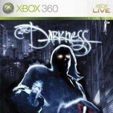 Videojuegos y Consolas: THE DARKNESS. Lote 143300082