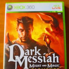 Videojuegos y Consolas: DARK MESSIAH OF MIGHT AND MAGIC (XBOX 360). Lote 143396314