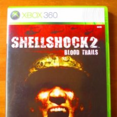 Videojuegos y Consolas: SHELLSHOCK 2 BLOOD TRAILS (XBOX 360). Lote 143399034