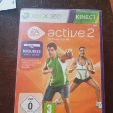 Videojuegos y Consolas: JUEGO ACTIVE 2 PARA XBOX 360 KINECT. Lote 143986774