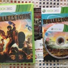 Videojuegos y Consolas: BULLETSTORM BULLET STORM PAL XBOX 360 X360 KREATEN. Lote 144129594