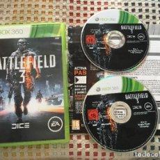 Videojuegos y Consolas: BATTLEFIELD 3 BATTLE FIELD DICE EA PAL XBOX 360 X360 KREATEN. Lote 144130898