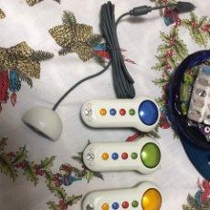 Videojuegos y Consolas: PULSADORES JUEGO SCENE IT XBOX 360. Lote 144792048