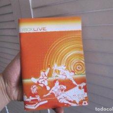 Videojuegos y Consolas: LIBRO XBOX LIVE XBOX 360. Lote 145341518