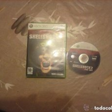 Videojuegos y Consolas: JUEGO XBOX 360 SHELLSHOOK. Lote 146181894