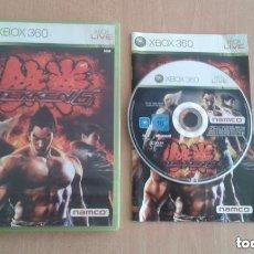 Videojuegos y Consolas: JUEGO XBOX 360 TEKKEN 6. Lote 224834575