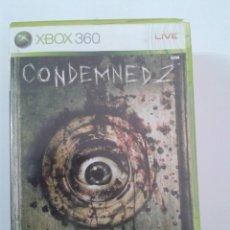 Videojuegos y Consolas: CONDEMNED 2. X-BOX 360. Lote 146517182
