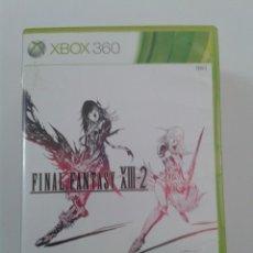 Videojogos e Consolas: FINAL FANTASY XIII-2. X-BOX 360. Lote 146518234