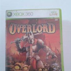 Videojuegos y Consolas: OVERLORD. X-BOX 360. Lote 146520158