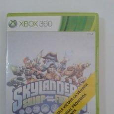 Videojuegos y Consolas: SKYLANDERS SWAP FORCE. X-BOX 360. Lote 146521270