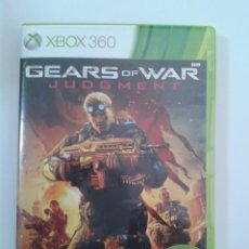 Videojuegos y Consolas: GEARS OF WAR JUDGMENT. X-BOX 360. Lote 146522454