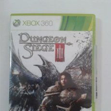 Videojuegos y Consolas: DUNGEON SIEGE 3. X-BOX 360. Lote 146558390