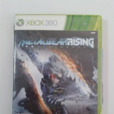 Videojuegos y Consolas: METAL GEAR RISING: REVENGEANCE. X-BOX 360. Lote 146559518