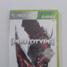 Videojuegos y Consolas: PROTOTYPE - CLASSICS . X-BOX 360. Lote 146566770