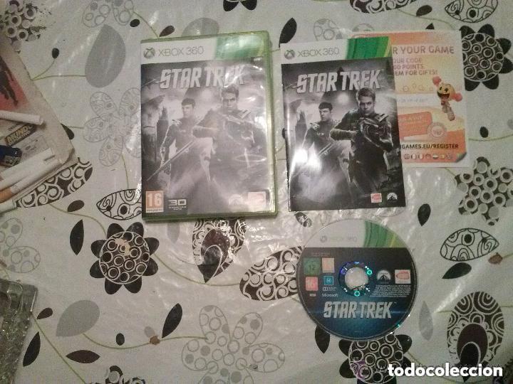 JUEGO XBOX 360 STAR TREK (Juguetes - Videojuegos y Consolas - Microsoft - Xbox 360)