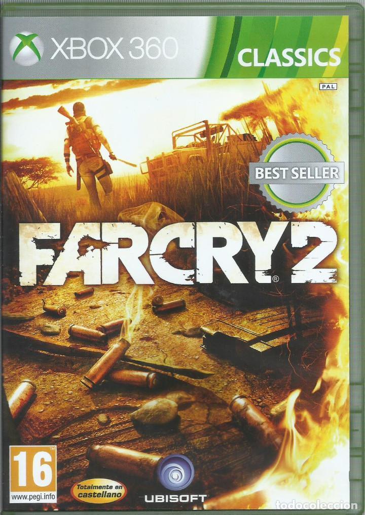 FAR CRY 2 (Juguetes - Videojuegos y Consolas - Microsoft - Xbox 360)