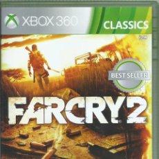 Videojuegos y Consolas: FAR CRY 2. Lote 147633910