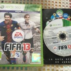 Videojuegos y Consolas: FIFA 13 XBOX 360 X360 KREATEN . Lote 147755362