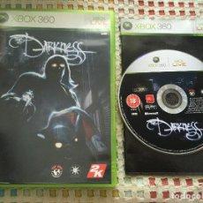 Videojuegos y Consolas: THE DARKNESS 1 2K XBOX 360 X360 KREATEN . Lote 147755790